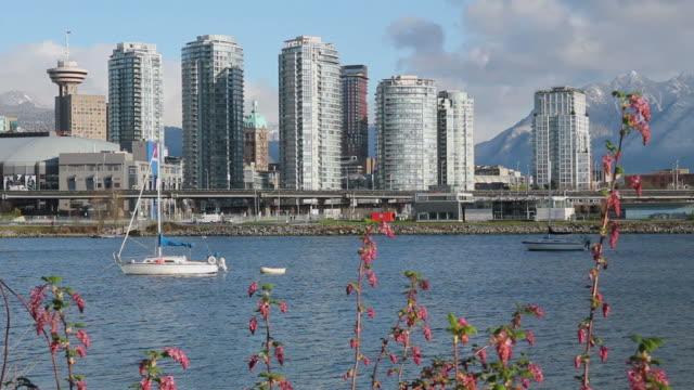 False Creek Spring, Vancouver video