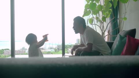 vidéos et rushes de famille à la maison  - japon