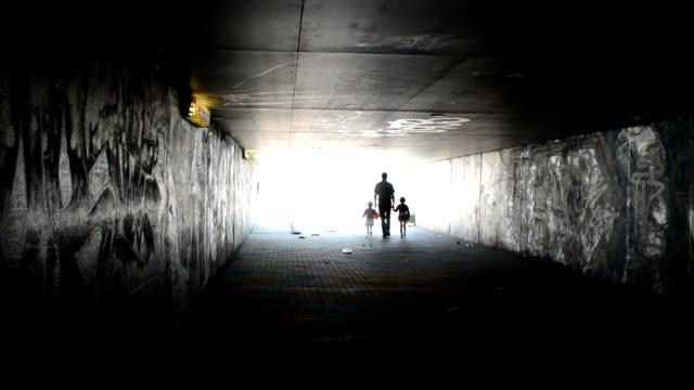 family child underground video