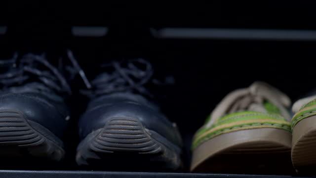 Family footwear video