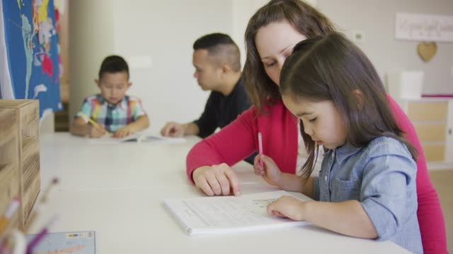 Famille Homeschool - Vidéo