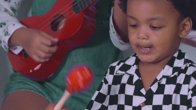 Family Music family fun pacific islands stock videos & royalty-free footage