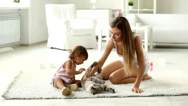 Family pet video