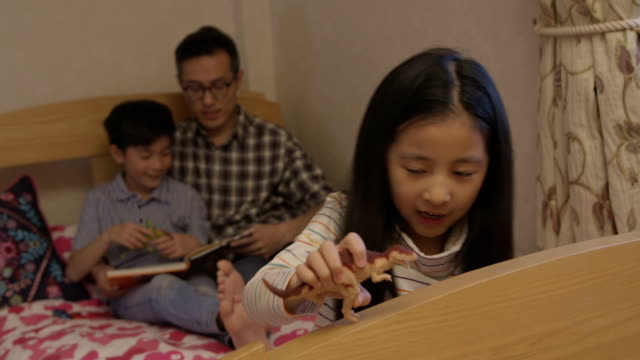 Family playtime video