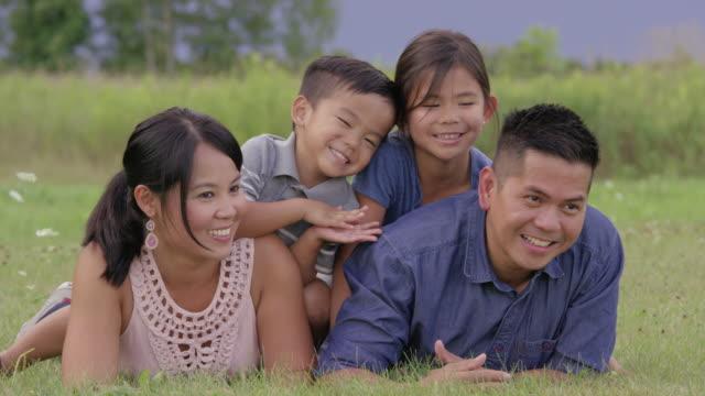 Retrato de familia - vídeo