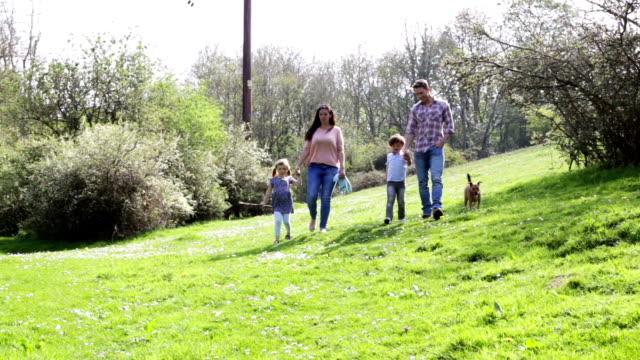 犬の散歩家族 ビデオ