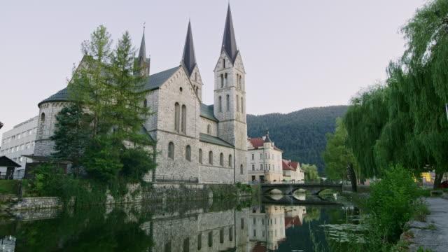 DS Famous church in Kocevje
