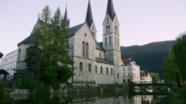 WS Famous church in Kocevje