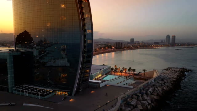 Famous Hotel in Barcelona video