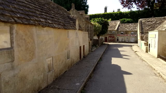 Famous Model Village in Bourton on the Water - UK