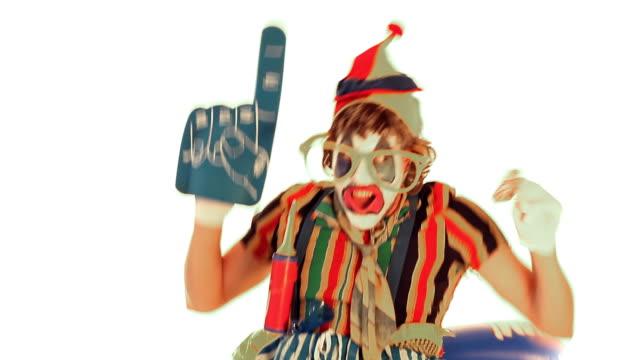 Fan Clown video