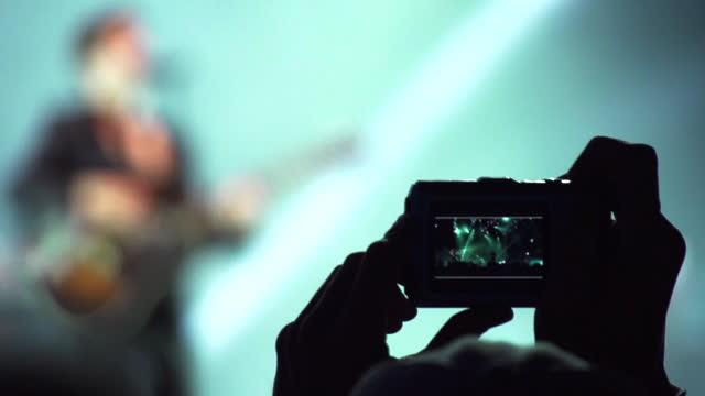 Fan Filming Show video