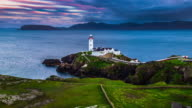 istock AERIAL: Fanad Head Lighthouse. Co. Donegal, Ireland 1212426727