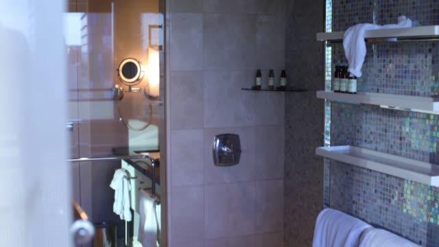 Fancy Hotel Shower video