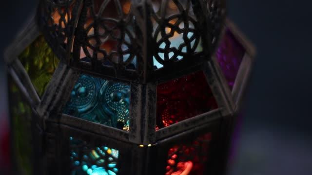 fanous: свет рамадана - фанус стоковые видео и кадры b-roll