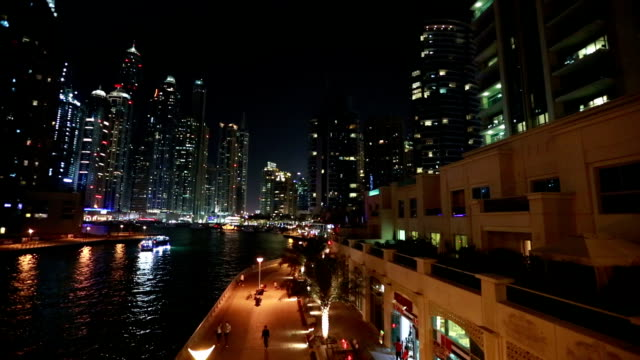 fantastic Dubai Marina video