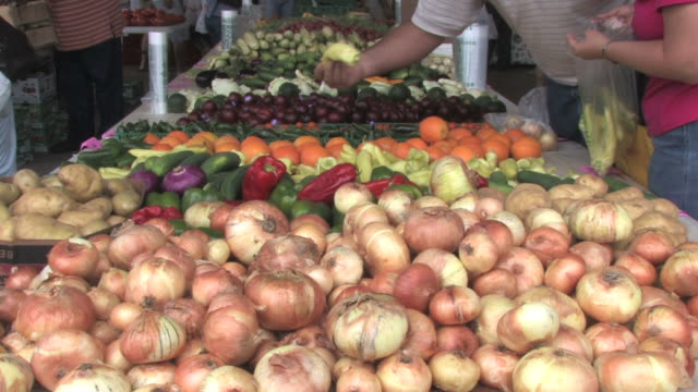 Farmers' Market Produce video