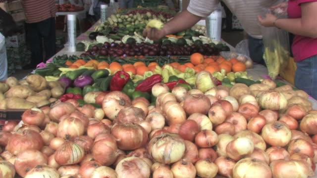Farmer's Market video