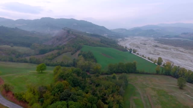 Farmland Aerial View video