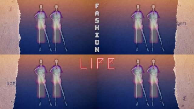 Fashion Doll - In Colour
