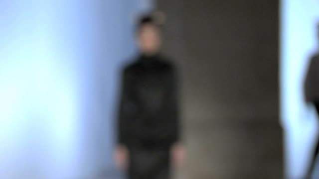 Fashion Show Defocus video