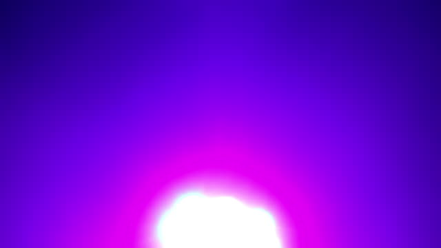 Fast flashing colorful LED spotlight Blurred fast flashing and intense light projection of colorful LED spotlight at night jul stock videos & royalty-free footage