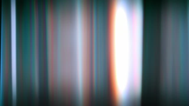 Fast moving vertical light lines. 3 different versions. Useful for transitions. Fast moving vertical light lines. Rainbow effect made with real light not CGI. Similar to Studio Canal logo look. 3 different versions in this download. The lines move both directions merging to form a bright screen, useful to overlay over transitions or use as a composite effect. refraction stock videos & royalty-free footage
