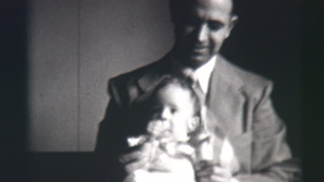 Father and Daughter 1941