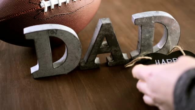 Dia dos pais - vídeo