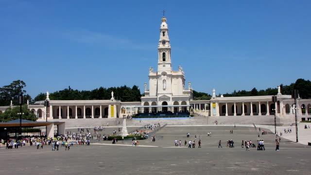 Fatima Sanctuary Portugal video