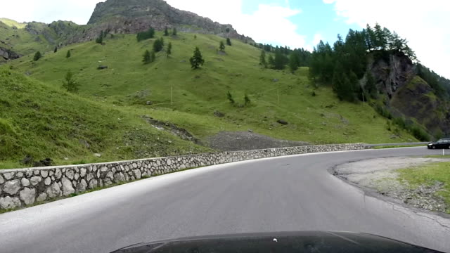 Fedaia Mountain Pass, Dolomites, Italy video