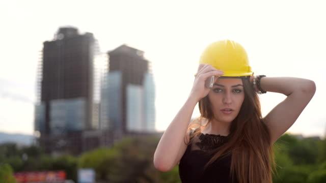 Female Architect video