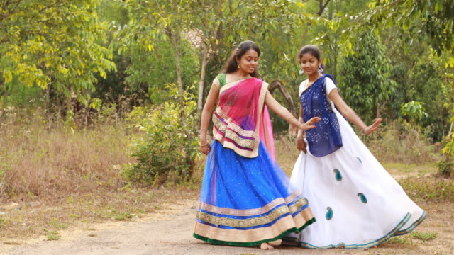 Female Classical Dancers Performing video