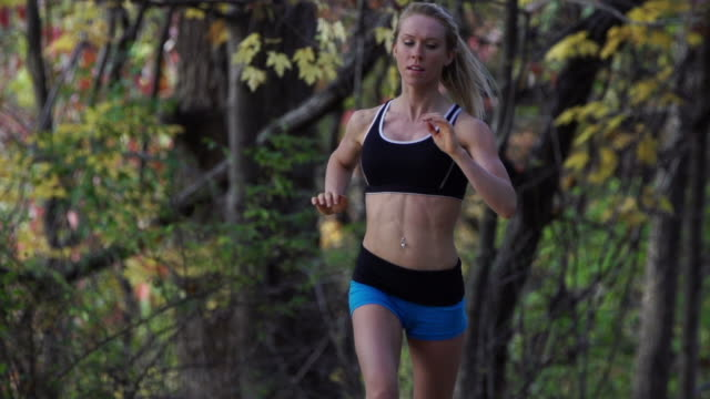Female Jogger video