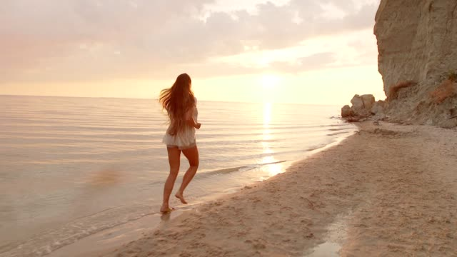 Femininity At Sunset video