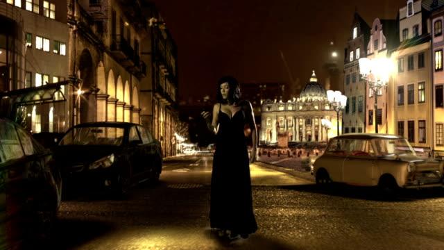 悪女 - スパイ点の映像素材/bロール
