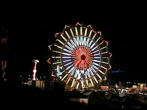 Ferris Wheel in Motion video
