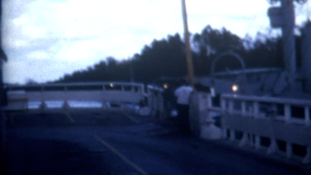 Ferry Exit 1970 video