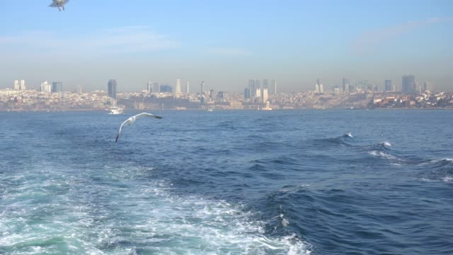 ferry - pościć filmów i materiałów b-roll