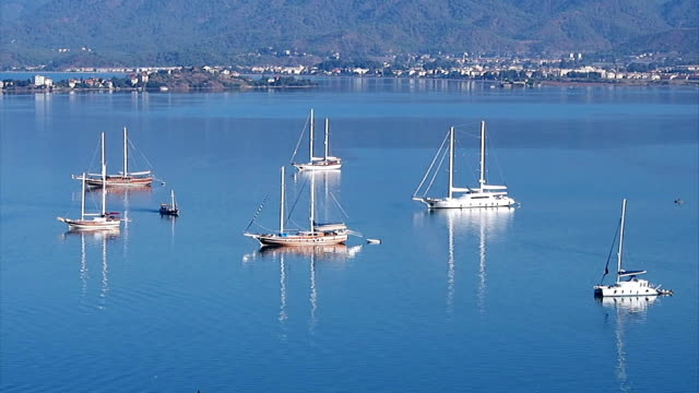 Fethiye Harbour video