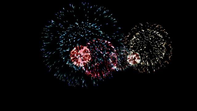 feux d'artifice / Fireworks LOOP video