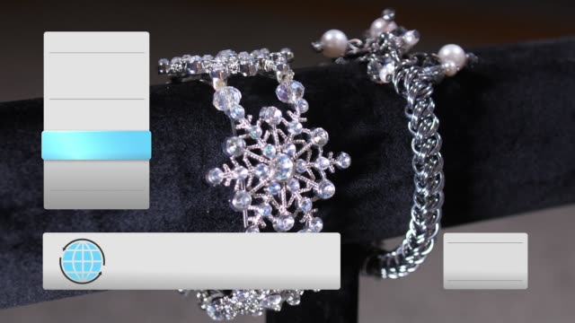 Fictional Home Shopping Television Silver Jewelry Content video