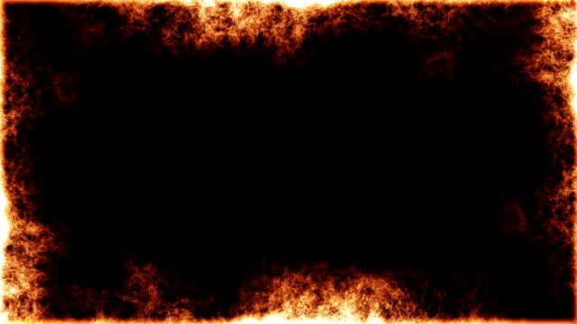 Fiery Frame video