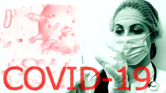 Fight Against the Virus COVID-19 video