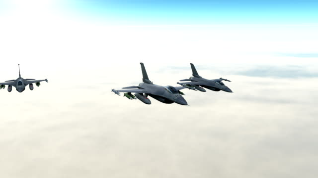 Fighters jets video