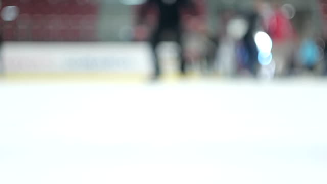 figure skating stopping video