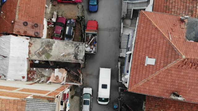 Fikirtepe Istanbul / Turkey - 24.04.2019 The Largest urban renewal has begun in Fikirtepe, transforming the area and opening it up property investment opportunities. istanbul stock videos & royalty-free footage