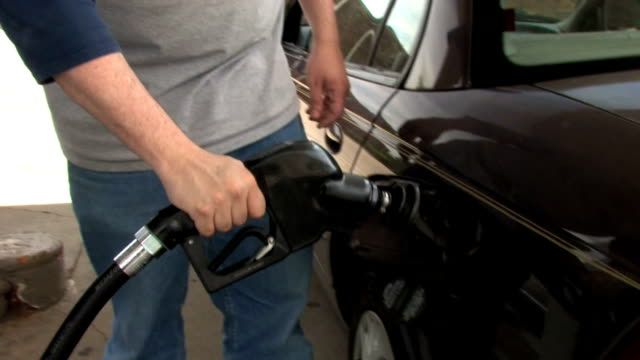 Filling Car With Gas 1 video