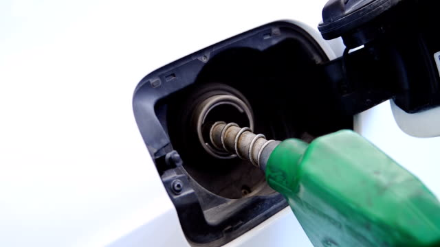 Filling Up A Gas Tank video