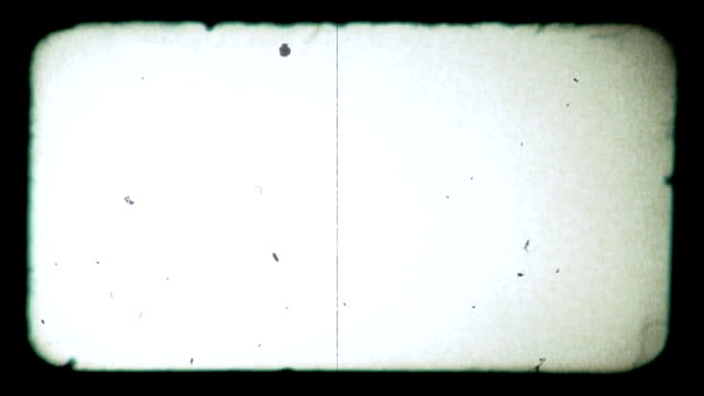 Film Frame Flicker. HD